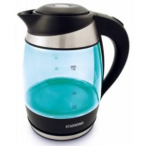 Чайник StarWind SKG2219, бирюзовый