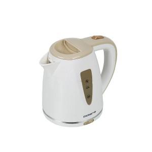 Чайник Polaris PWK 1038 C, белый/бежевый