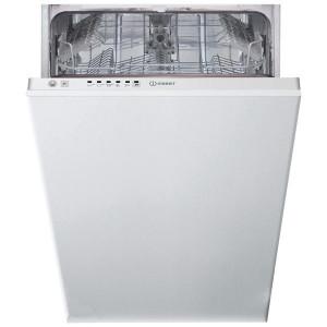 Встраиваемая посудомоечная машина Indesit DSIE 2B10 белый