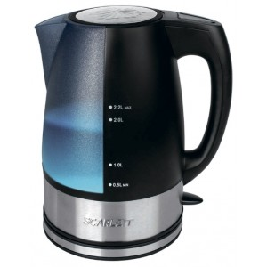 Чайник Scarlett SC-1020, черный