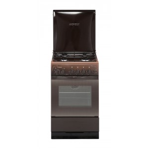 Плита GEFEST 3200-05 К19, коричневый