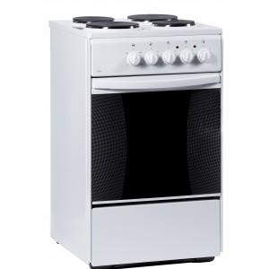 Плита FLAMA AE1403-W, белый