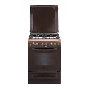 Плита GEFEST 6100-02 0001 (6100-02 К), коричневый