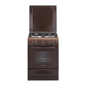 Плита GEFEST 6100-02 0010 (6100-02 T2К), коричневый