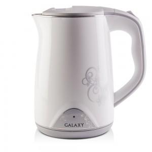 Чайник GALAXY GL 0301, белый
