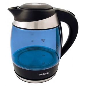 Чайник StarWind SKG2216, синий
