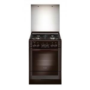 Плита GEFEST 6300-02 0047 (6300-02 СД1К), коричневый